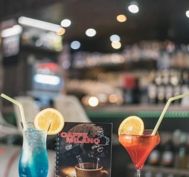RÔZNE | Miešané drinky